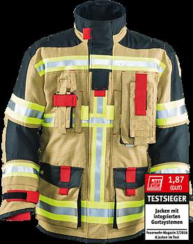 Brannbekledning, TEXPORT FIRE PHOENIX JAKKE  X-TREME®, PBI®, FUNCTION BEAR, EN 469:2020