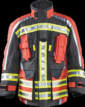 Brannbekledning, TEXPORT FIRE EXPLORER JAKKE  IB-TEX®, X-TREME®, FUNCTION LOOP, EN 469:2020