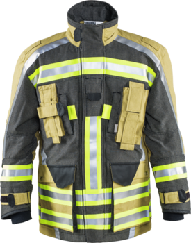 Brannbekledning, TEXPORT FIRE EXPLORER JAKKE  IB-TEX®, X-TREME®, FUNCTION BEAR, EN 469:2020