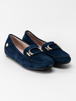 PARMA BUCKLE LOAFERS BLUE NOVITA