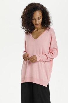 KAmachelle stickad pullover Candy Pink KAFFE