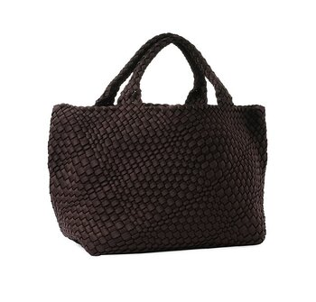 SHOPPER BROWN HAND BRAIDED CEANNIS