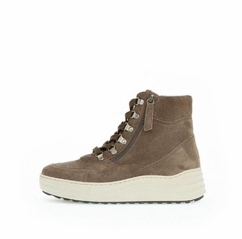 Gabor Comfort  Sport Ankle boots mohair brown  GABOR