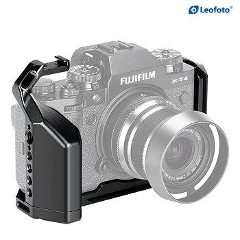 Leofoto LPF-XT-4 L-bracket/halvbur för FUJIFILM X-T4
