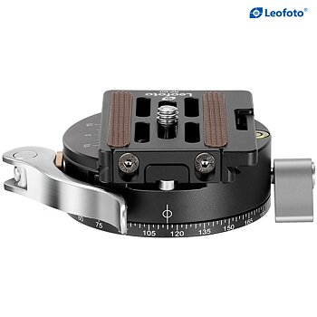 Leofoto PCL-60+NP-60 snabbfäste med excenterlås