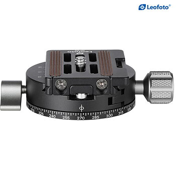 Leofoto QR clamp RH-1L+NP-50