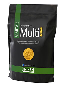 Multipellets 1 kg. Vimital TRIKEM