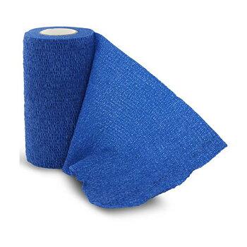 Vetrap 10 cm x 4,5 m blå VetProvide Kohesiv självhäftande bandage
