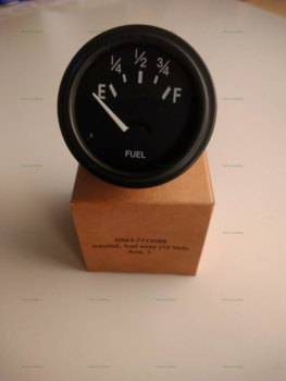 Bränslemätare 12V