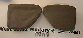 Set hip pads