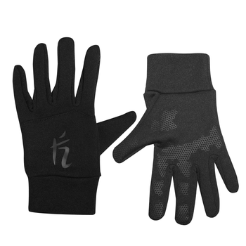 Kato Softshell Gloves Black on Black