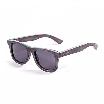 Ocean Sunglasses Venice Black/Smoke