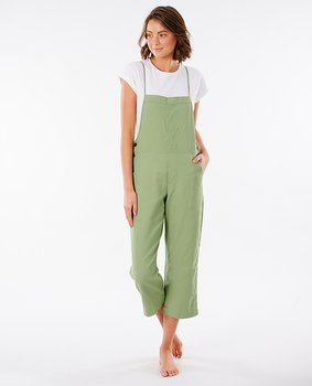 Rip Curl Saltwater Jumpsuit Green