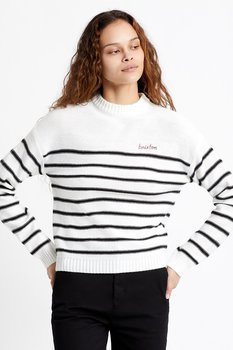 Brixton Women Hilt Sweater White