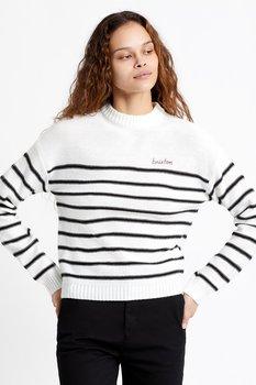 Brixton Women Hilt Sweater White