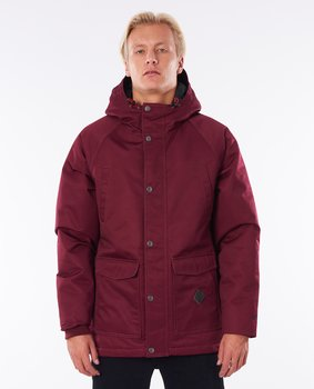 Rip Curl Shatter Anti Series Jacket Maroon