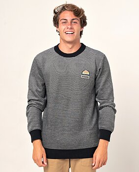 Rip Curl Saltwater Culture Crew Black