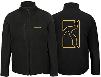 Poetic Collective Fleece Black