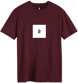 Poetic Collective Box T Burgundy
