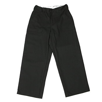 Poetic Collective Painter Pants Black Corduroy