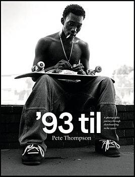 93`Til Skateboarding Photobook