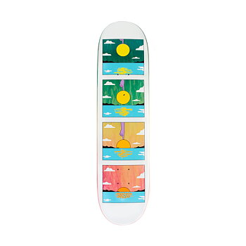 Real Skateboards Mason Sunset 8.06""