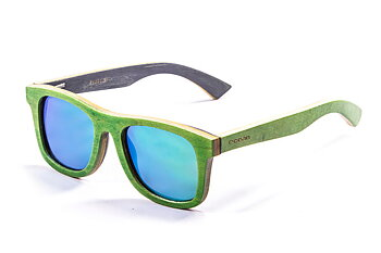 Ocean Sunglasses Venice Beach Green/Green