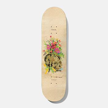 "Baker Skateboards Reynolds Face Up To Mine 8.5"""