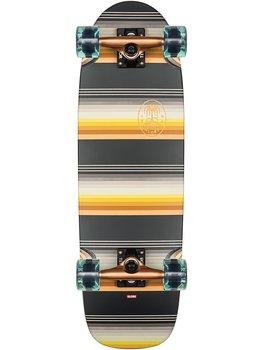 """Globe Outsider 27"""" Cruiser Skateboard Honey Moonshine"""