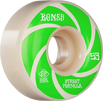 Bones Wheels STF Patterns 99a V1 53mm
