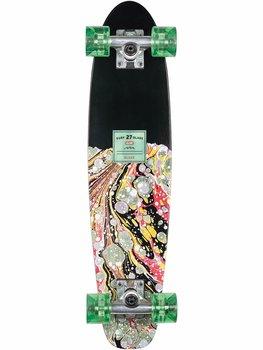 """Globe Surf Glass 27"""" Cruiser Skateboard Blaze"""