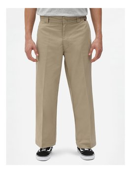 Dickies Slim Straight Work Pant Flex Khaki