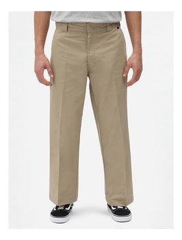 Dickies Slim Straight Work Pant Flex Khaki