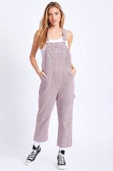 Brixton Women Christina Crop Overall Cowhide