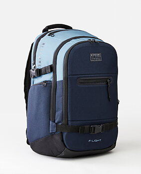 Rip Curl F-Light Posse 34L Combine Backpack Blue