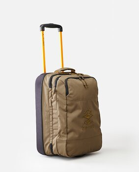 Rip Curl F-Light Cabin 35L Cordura Travel Bag Kangaroo