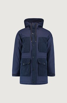 O´Neill Journey Plus Parka Jacket Ink Blue