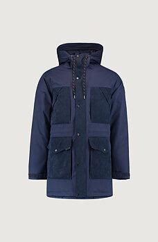 O´Neill Journey Plus Parka Jacket Ink Blue