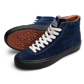 Last Resort AB VM001 Suede Hi Navy/Black