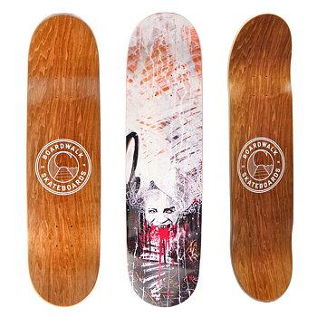 """Boardwalk Skateboards Fangs 8.0"""""""