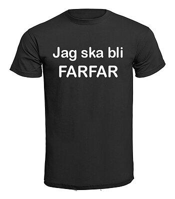 T-shirt - Jag ska bli farfar
