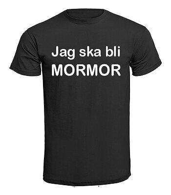 T-shirt - Jag ska bli mormor