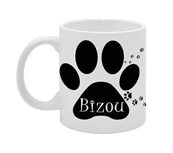 Katt hund tass namn och egen bild egen design mugg