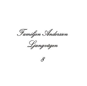 BREVLÅDESSKYLT - NAMN ADRESS SIFFRA 1