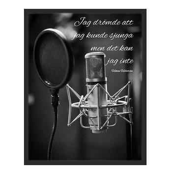 Jag drömde att jag kunde sjunga