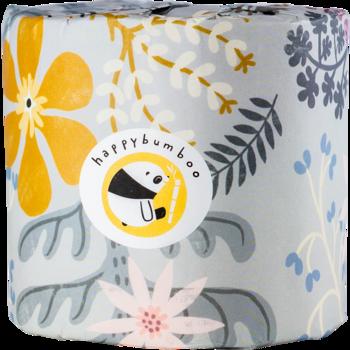 Toalettpapper Bambu - 1 st Blommor