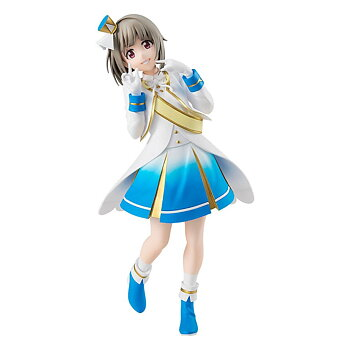 Love Live! Nijigasaki High School Idol Club Pop Up Parade PVC Statue Kasumi Nakasu 17 cm