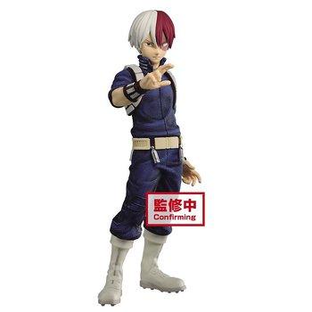 My Hero Academia Shoto Todoroki Texture Figure 18 cm