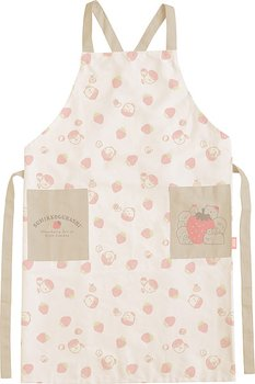Sumikko Gurashi Kissa Sumikko de Strawberry Fair Apron (Vuxen)