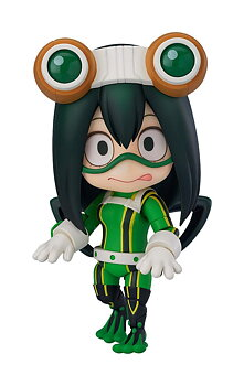 My Hero Academia Nendoroid Action Figure Tsuyu Asui 10 cm